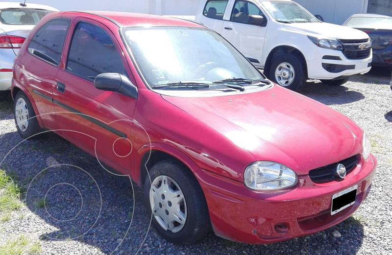 Chevrolet Corsa 3P GL 1.6 Full usado (2008) color Rojo precio $440.000