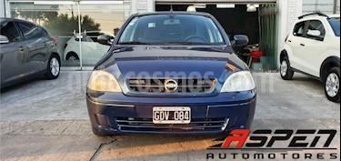 Chevrolet Corsa 4P GL Pack II  usado (2007) color Azul precio $230.000