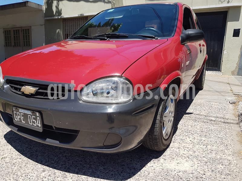 Chevrolet Corsa 3P City  usado (2007) color Blanco precio $350.000