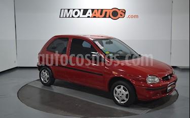 Chevrolet Corsa 3P GL 1.6 usado (2007) color Rojo precio $215.000