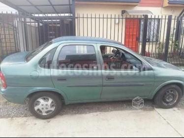 Chevrolet Corsa  1.6  usado (2004) color Verde precio $1.400.000