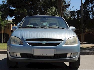 Chevrolet Corsa  1.6 NB usado (2008) color Celeste precio $3.300.000