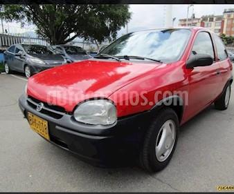 Chevrolet Corsa GL 1.300 usado (1996) color Rojo precio $7.000.000