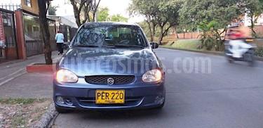 Chevrolet Corsa 1.4 Sinc 5P  usado (2002) color Azul precio $10.500.000