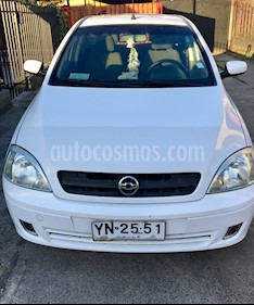 Chevrolet Corsa  Evolution GLS usado (2005) color Blanco precio $3.200.000