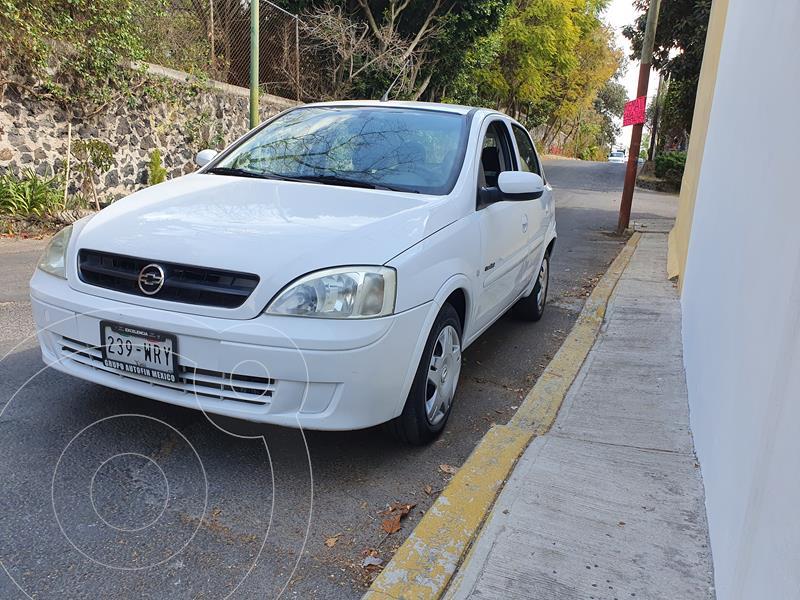 Chevrolet Corsa 4P 1.8L Comfort D usado (2007) color Blanco precio $59,500