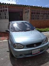 Chevrolet Corsa 4 Puertas Sinc. A-A usado (2003) color Azul precio u$s1.600