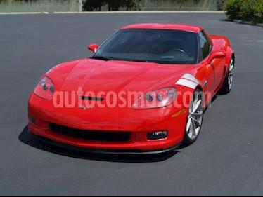 Chevrolet Corvette LT usado (2013) color Rojo precio u$s30,000