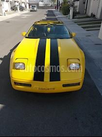 Chevrolet Corvette 2P Convertible Paq C - Coleccion usado (1992) color Celeste precio $230,000
