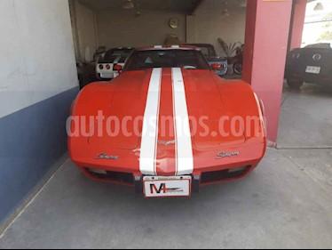 Chevrolet Corvette Stingray Z51 Aut usado (1979) color Rojo precio $499,000