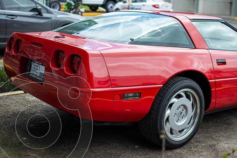 Foto Chevrolet Corvette DEPORTIVO usado (1991) color Rojo precio $400,000