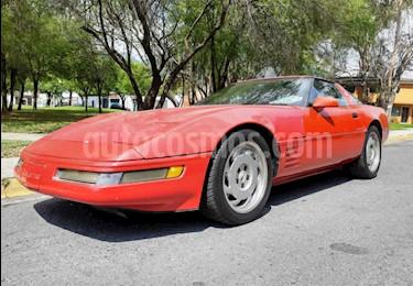 Chevrolet Corvette Grand Sport Aut usado (1991) color Rojo precio $130,000