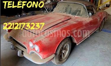 Chevrolet Corvette LT usado (1962) color Rojo precio $78,000