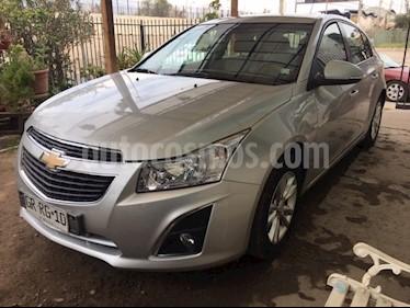 Chevrolet Cruze 5 1.8 Aut  usado (2014) color Plata precio $6.850.000