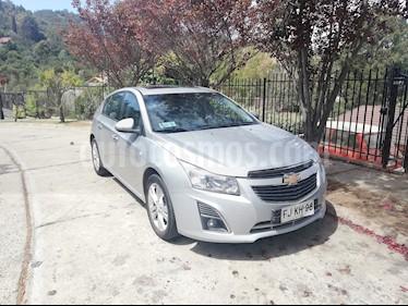 Chevrolet Cruze 5 2.0 Diesel usado (2013) color Plata precio $6.390.000