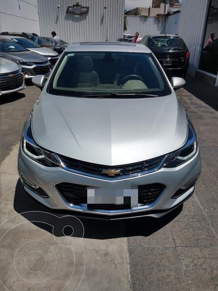 Chevrolet Cruze 5 LTZ usado (2018) color Gris Plata  precio $2.019.900