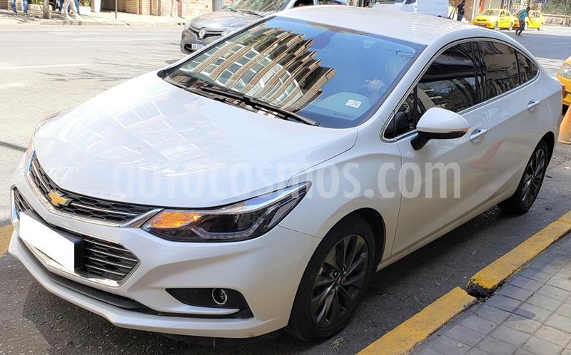 Chevrolet Cruze 5 LTZ usado (2018) color Blanco Perla precio $1.690.000