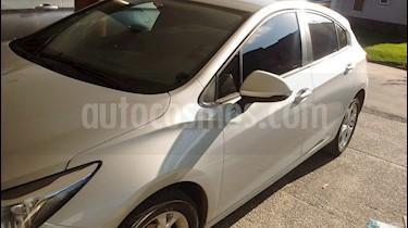 Chevrolet Cruze 5 LT usado (2018) color Plata precio $750.000