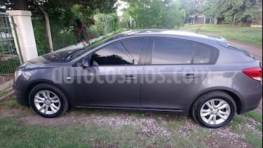 Foto venta Auto Usado Chevrolet Cruze 5 LT (2013) color Gris Humo precio $355.000