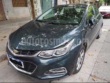 Foto venta Auto usado Chevrolet Cruze 5 LT (2017) color Gris precio $720.000