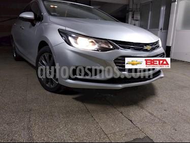 Foto Chevrolet Cruze 5 LTZ + Aut usado (2016) color Gris Plata  precio $689.000