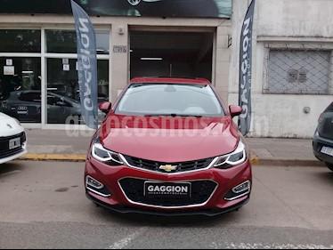 Foto venta Auto usado Chevrolet Cruze 5 LTZ Aut (2017) color Rojo