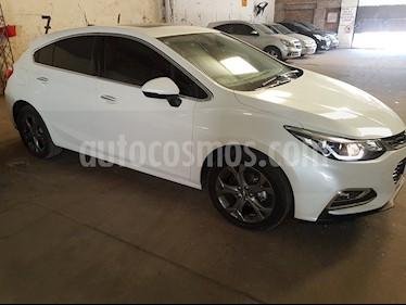 Foto venta Auto Usado Chevrolet Cruze 5 LTZ (2018) color Blanco Perla precio $730.000