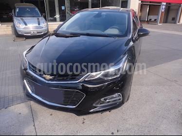 Chevrolet Cruze 1.4 LTZ usado (2018) color Negro precio $900.000