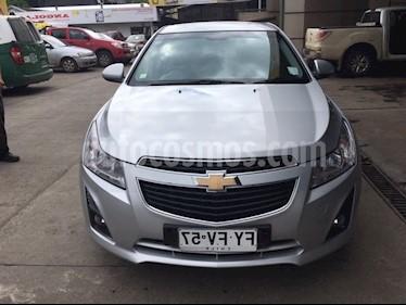 Chevrolet Cruze 1.8 Aut Full  usado (2014) color Plata precio $6.500.000