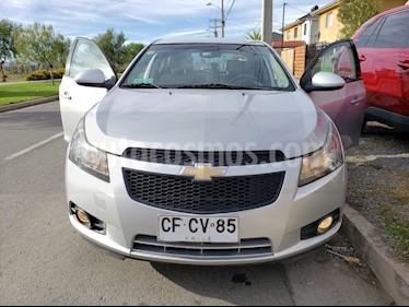 Chevrolet Cruze 1.8 LS Aut Full usado (2010) color Gris precio $4.950.000