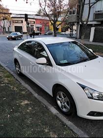 Chevrolet Cruze 1.8 LS Aut   usado (2012) color Blanco precio $4.890.000