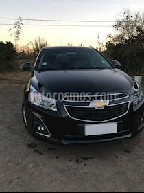 Chevrolet Cruze 1.8 LS Aut   usado (2015) color Negro precio $7.150.000