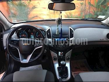 Chevrolet Cruze 1.8 LS usado (2015) color Plata precio $5.800.000