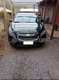 Chevrolet Cruze 1.8 LS usado (2016) color Verde precio $7.700.000