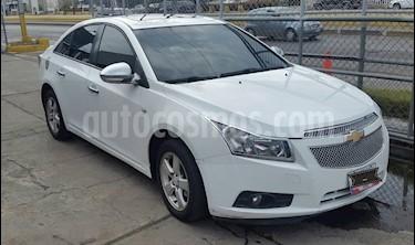 Foto venta carro Usado Chevrolet Cruze 1.8L (2010) color Blanco precio u$s4.400