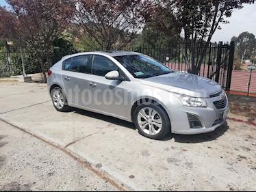 Chevrolet Cruze 2.0 LT Diesel  usado (2013) color Plata precio $6.390.000