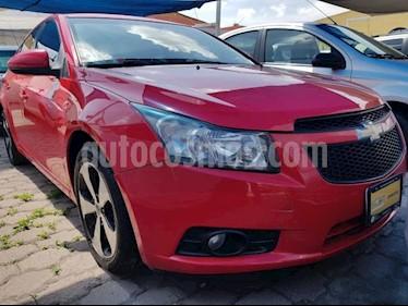 Foto Chevrolet Cruze 4p L4/1.8 Aut usado (2010) color Rojo precio $105,000