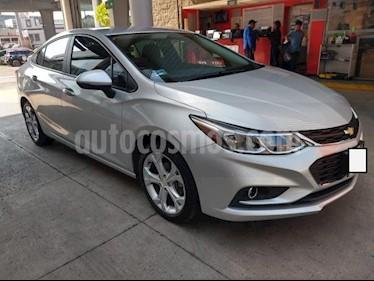 Foto Chevrolet Cruze 4p LS L4/1.4/T Aut usado (2017) color Plata precio $249,000