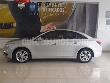 Foto venta Auto usado Chevrolet Cruze 4p LS L4/1.4/T Man. Linea Nueva (2016) color Gris precio $241,900