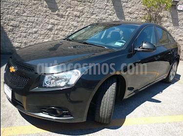 Foto venta Auto usado Chevrolet Cruze 4p LS L4/1.8 Aut (2012) color Negro precio $138,000