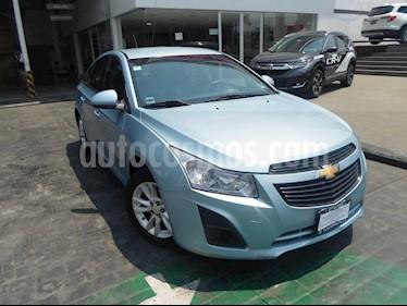 Foto venta Auto usado Chevrolet Cruze 4p LS L4/1.8 Aut (2013) color Azul precio $129,000