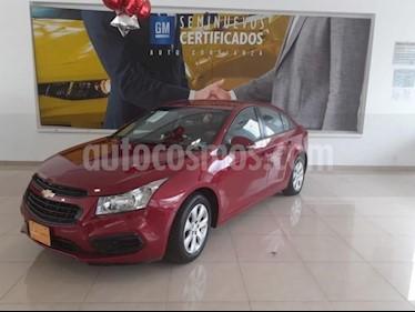 Foto venta Auto usado Chevrolet Cruze 4p LS L4/1.8 Aut (2016) color Rojo precio $190,900
