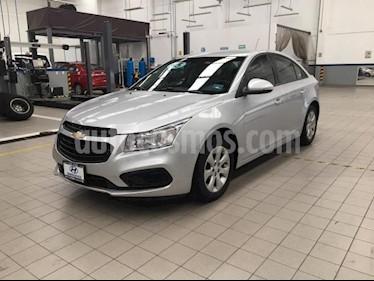 foto Chevrolet Cruze 4p LS L4/1.8 Aut usado (2016) color Gris precio $155,000
