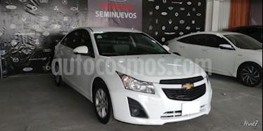 Foto venta Auto usado Chevrolet Cruze 4p LS L4/1.8 Aut (2014) color Blanco precio $159,000