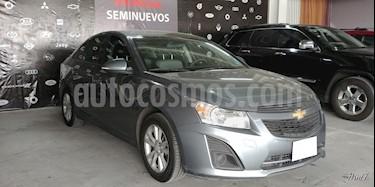 Foto venta Auto usado Chevrolet Cruze 4p LS L4/1.8 Man (2014) color Gris precio $149,000