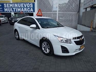Foto venta Auto usado Chevrolet Cruze 4p LS L4/1.8 Man (2013) color Blanco precio $120,000