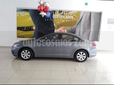 Foto Chevrolet Cruze 4p LS L4/1.8 Man usado (2016) color Gris precio $163,900