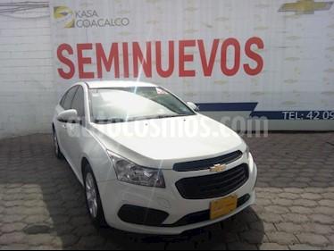Foto venta Auto usado Chevrolet Cruze 4p LS L4/1.8 Man (2016) color Blanco precio $175,000
