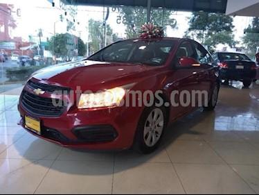 Foto Chevrolet Cruze 4P LS TM5 CD BA RA-16 usado (2016) color Rojo precio $165,000