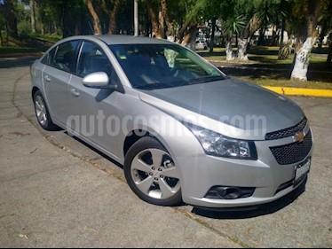 Foto venta Auto usado Chevrolet Cruze 4p LT L4/1.8 Aut (2012) color Plata precio $129,500